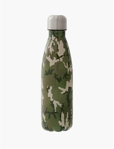 Back To School Metal Drink Bottle